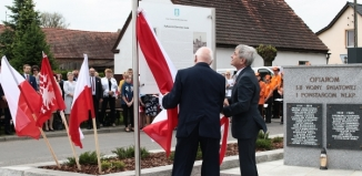 Pułkownik Stanisław Siuda upamiętniony w Gminie Przemęt